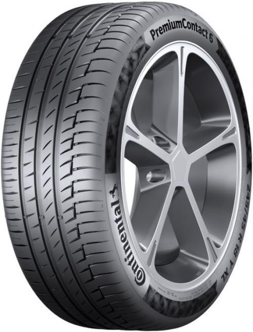 Шины для легковых автомобилей Continental Шины автомобильные летние 215/45R 17