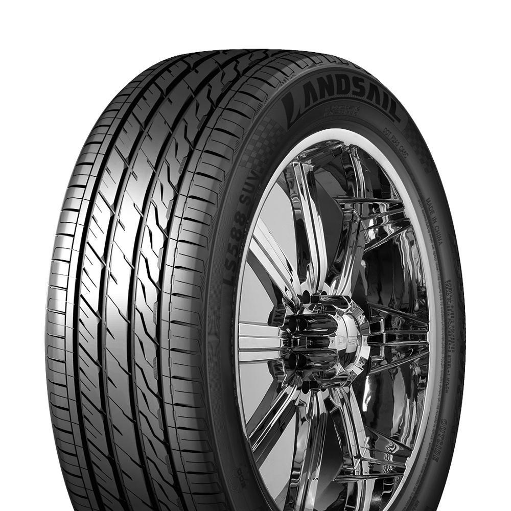 Шины для легковых автомобилей Landsai Шины автомобильные летние 285/45R 22 114 (1180 кг) V (до 240 км/ч) шина roadstone roadian hp 285 45 r22 114v
