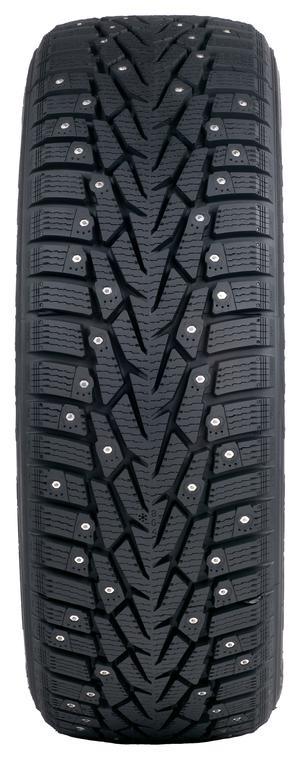 Шины для легковых автомобилей Nokian Шины автомобильные зимние 285/60R 18 116 (1250 кг) T (до 190 км/ч) nokian nordman 5 175 70r13 82t