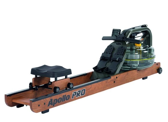 Гребной тренажер First Degree Fitness Apollo Hybrid PRO, коричневый все цены