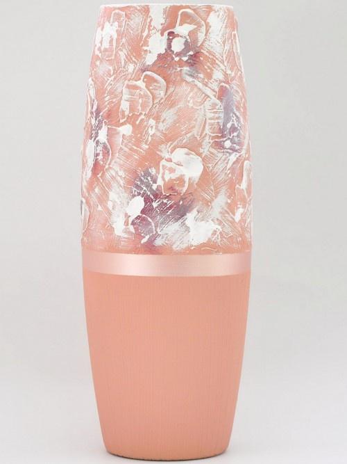 Ваза Яркий штрих sh106.1, светло-розовый