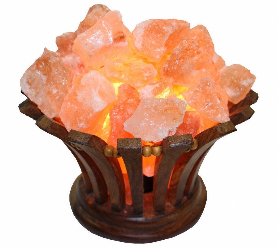 Декоративный светильник ЭКО ПЛЮС Соляная (солевая) лампа