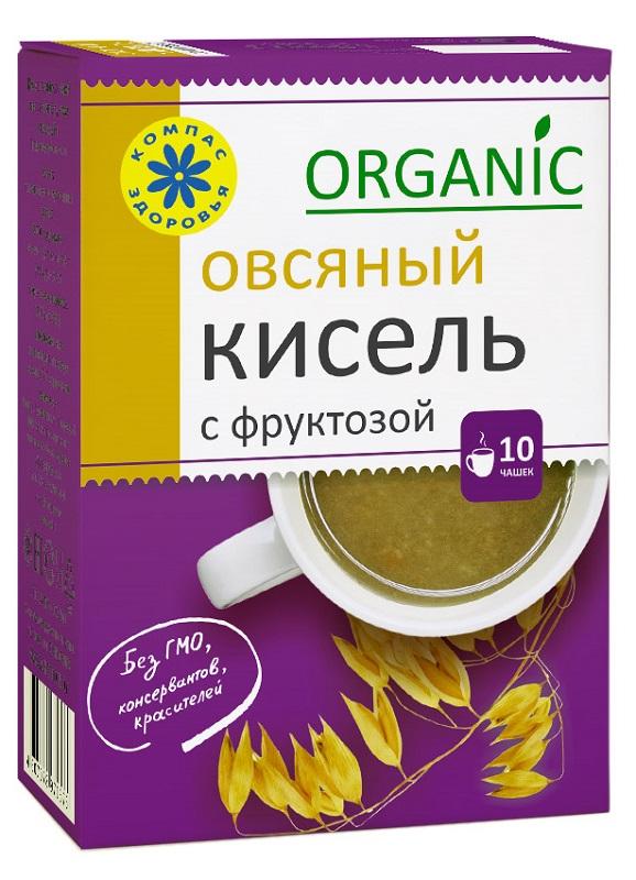 Кисель Компас Здоровья натуральный, Овсяный, 150