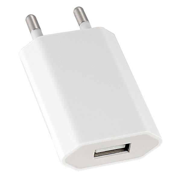 Зарядное устройство Perfeo I4605, белый