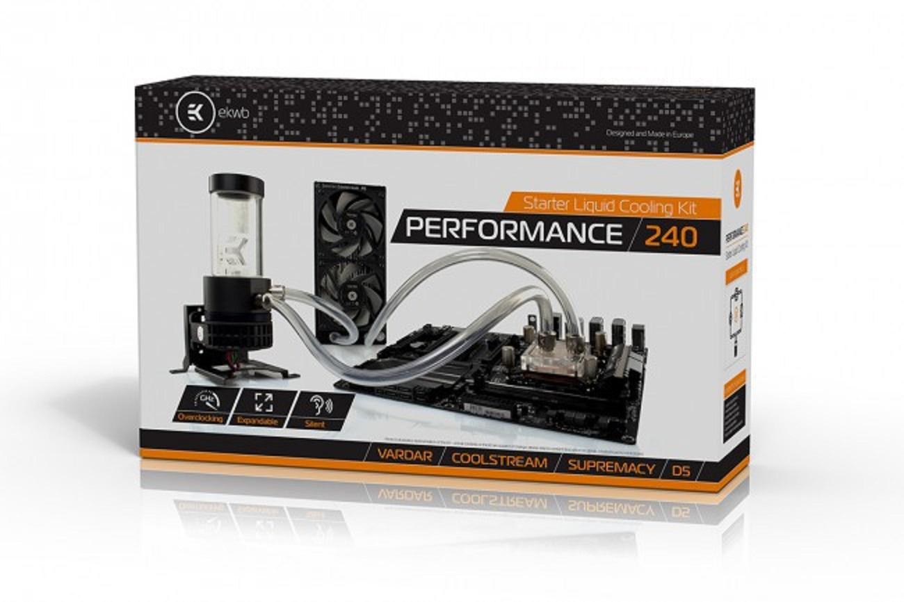 Система охлаждения для игрового ПК EKWB 3831109863466