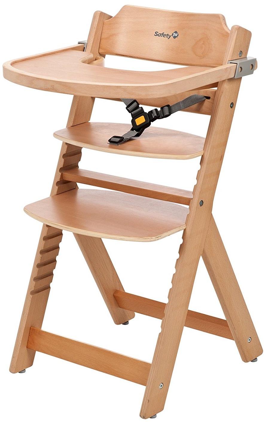 Стульчик для кормления Safety 1st Timba with Tray (без мягкого вкладыша) светло-коричневый стульчик для кормления геоби