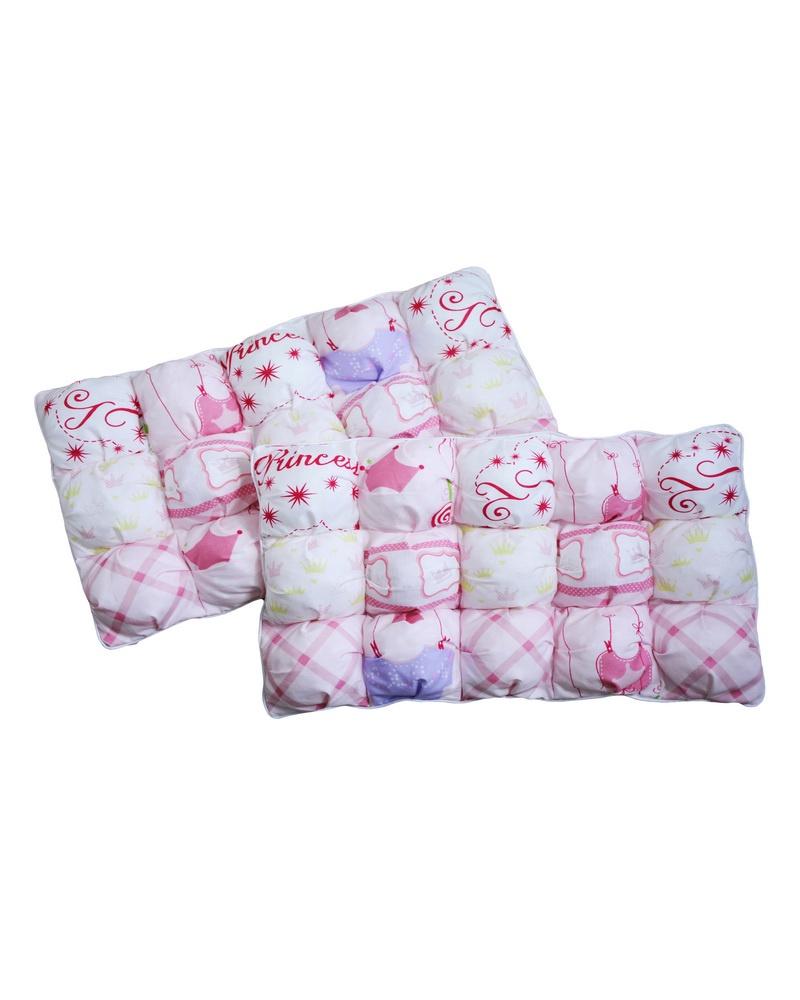 Комплект в кроватку Dream Royal Цветное ассорти, розовый, белый