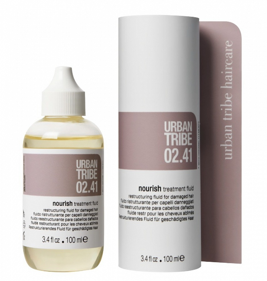 Флюид для волос URBAN TRIBE 02.41 Nourish Еreatment Fluid