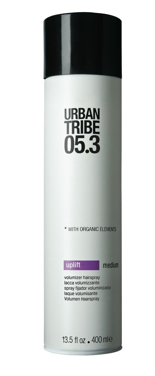 Лак для волос URBAN TRIBE 05.3 Uplift Medium