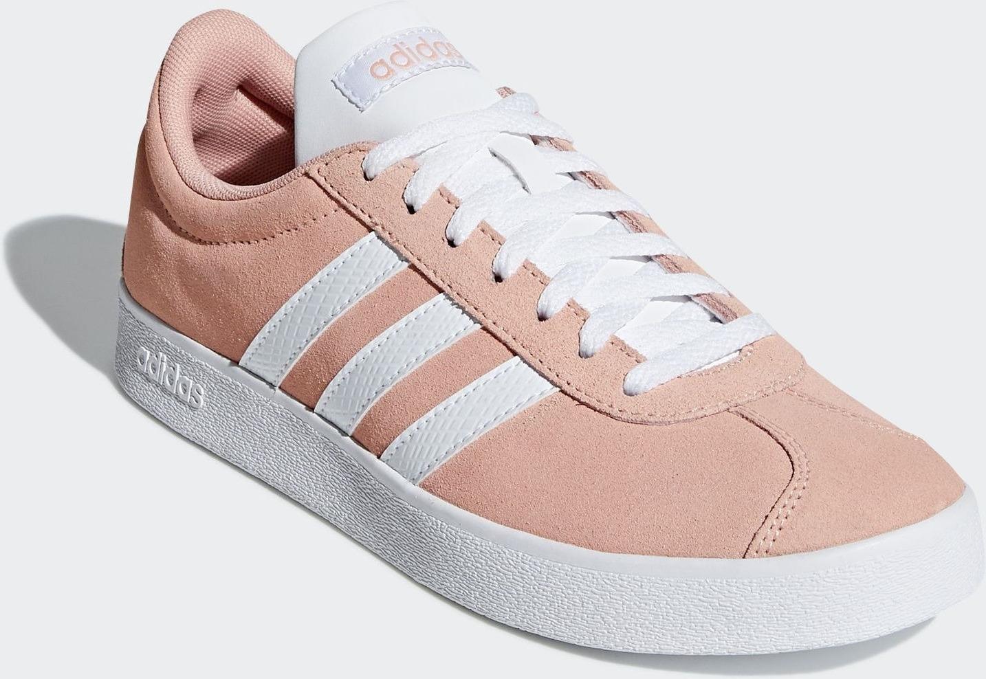 Кеды adidas Vl Court 2.0 кеды женские adidas vl court 2 0 цвет розовый f35129 размер 5 37