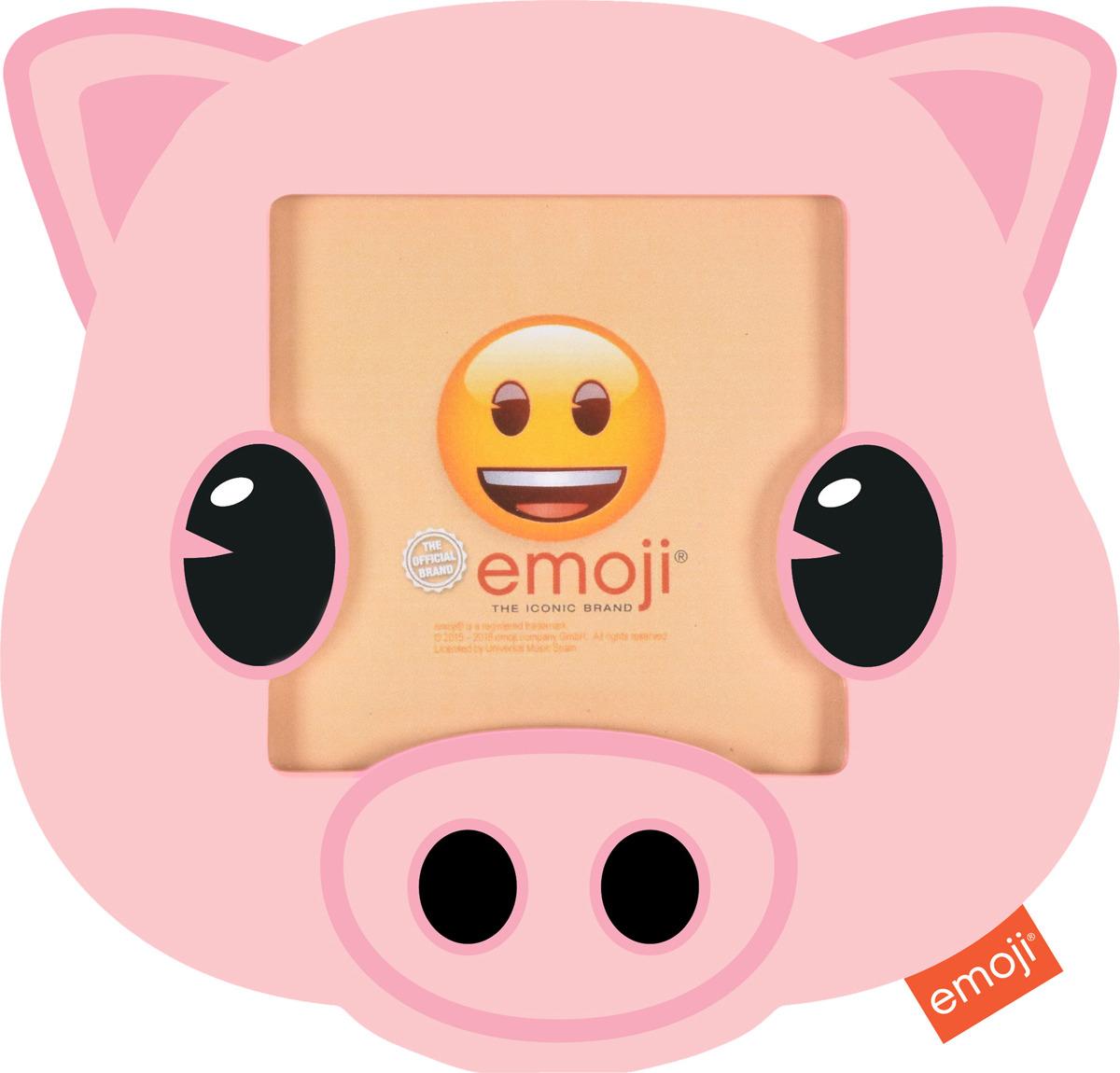 Фоторамка Innova Emoji Pig, 10 х 10 см