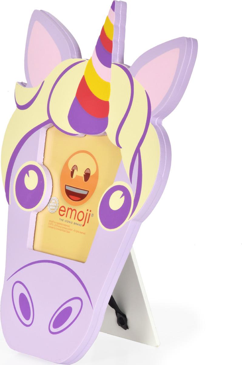 Фоторамка Innova Emoji Unicorn, 10 х 10 см