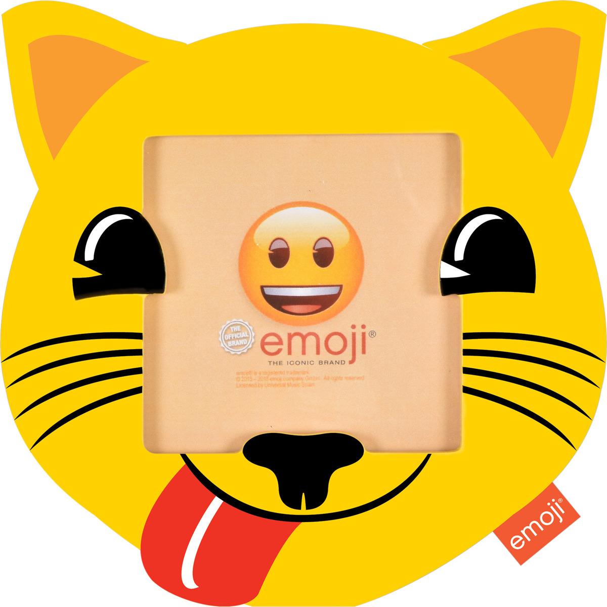 Фоторамка Innova Emoji Cat, 10 х 10 см