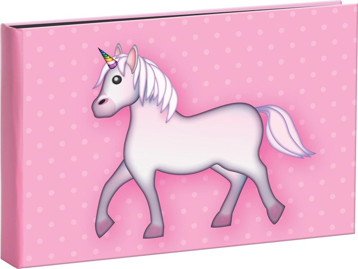 Фотоальбом Innova Emoji Unicorn, 36 фотографий, 10 х 15 см фотоальбом platinum классика 240 фотографий 10 x 15 см