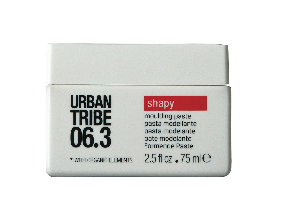 Паста для укладки волос URBAN TRIBE 06.3 Shapy моделирующая паста