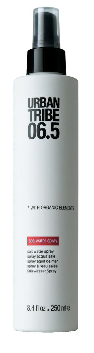 Спрей для укладки волос URBAN TRIBE 06.5 Sea Water Spray hair care спрей для эффекта мокрых волос radiant blonde sea salt с морской солью для светлых волос 200 мл