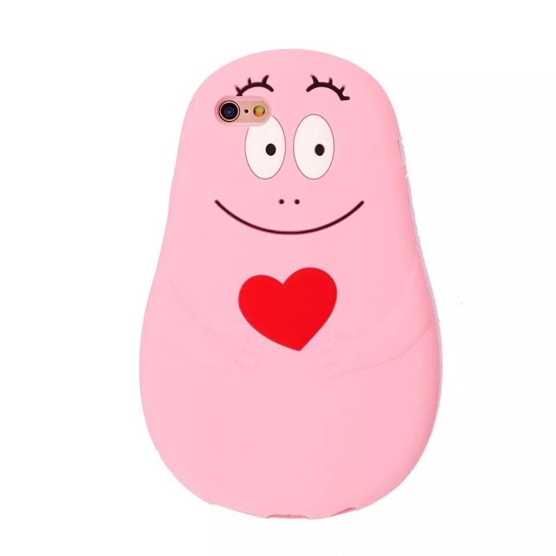 Чехол для сотового телефона ZUP Roly-Poly для iPhone 7/8, розовый чехол для сотового телефона zup lord nermal для iphone xs max черный
