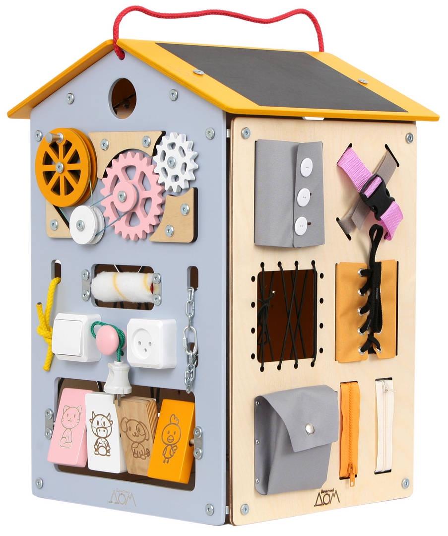 Игрушки для малышей Занятный Дом Шведский цены