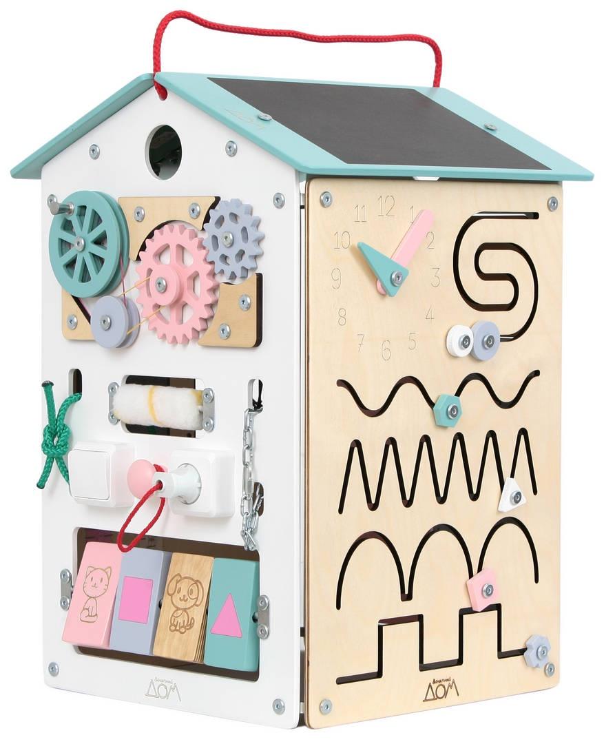 Игрушки для малышей Занятный Дом Датский цены