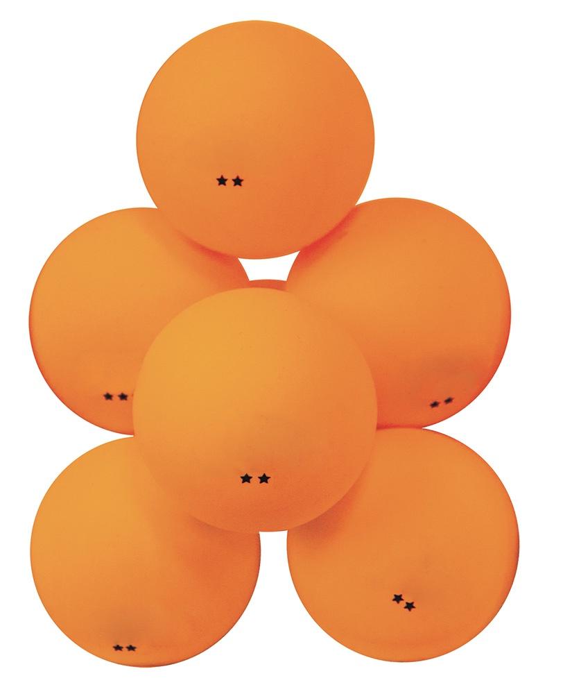 Шарики для пинг-понга Atemi ATB201, оранжевый цена