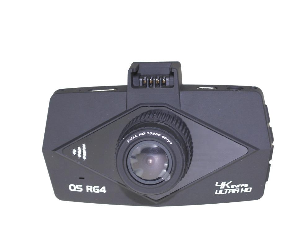 Видеорегистратор QSTAR QS RG4 c GPS, черный цена 2017
