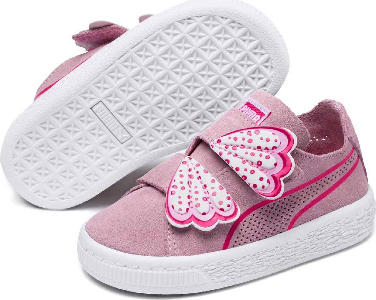 Кеды PUMA Suede Deconstr Butterfly V PS