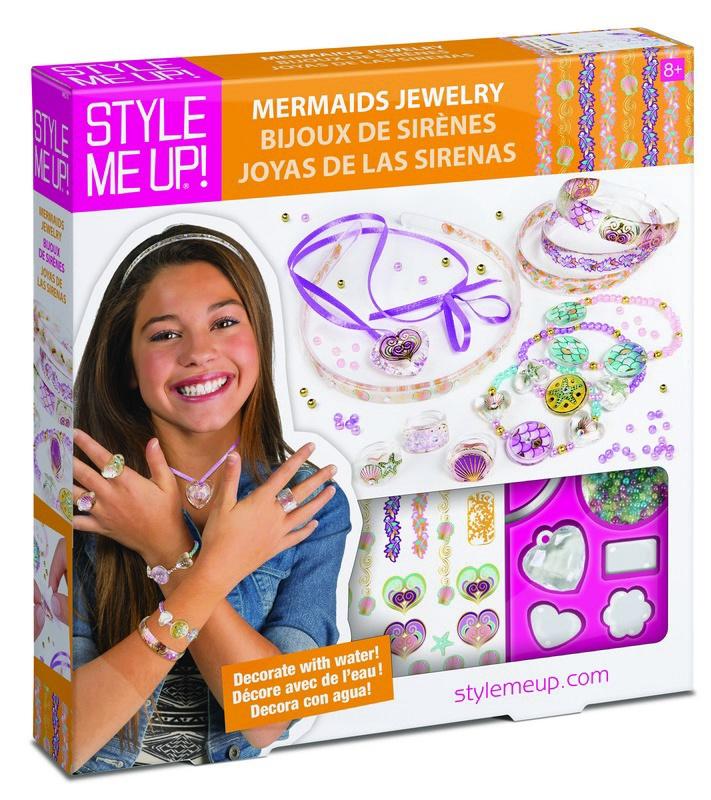 Набор для создания украшений Style Me Up 874