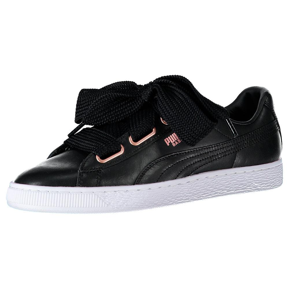 Кеды PUMA Basket Heart Leather Wn s