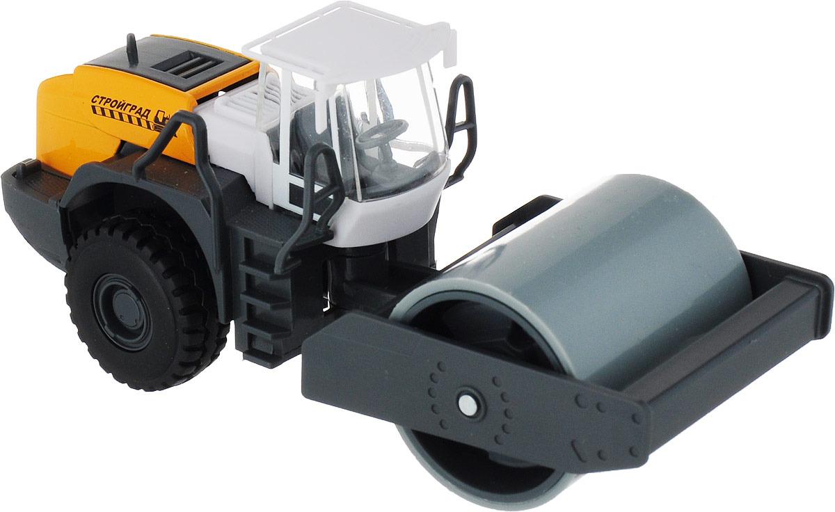 Игровой набор Wincars Каток U1401A-8 машина игрушечная с аксессуарами полесье volvo дорожный каток