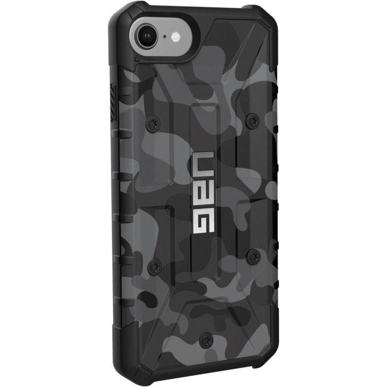 Чехол для сотового телефона UAG Pathfinder SE Series Case для iPhone 6/6s/7/8, черный цена