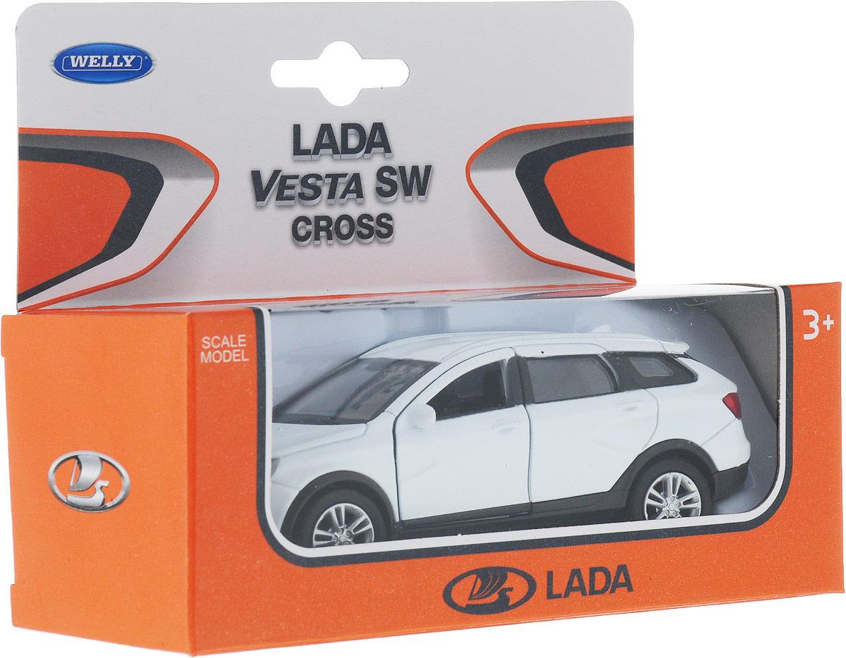 Купить Машинка Welly, LADA Vesta SW CROSS на XWAP.SU
