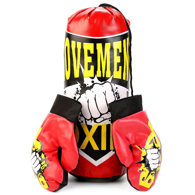 Боксерская груша B1373748 боксерская груша уфси на растяжке цвет в ассортименте диаметр 22 см