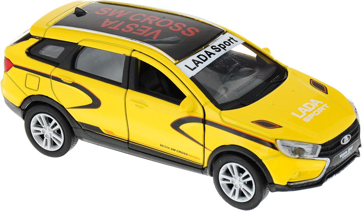 цены на Машинка Welly, LADA Vesta SW CROSS sport  в интернет-магазинах