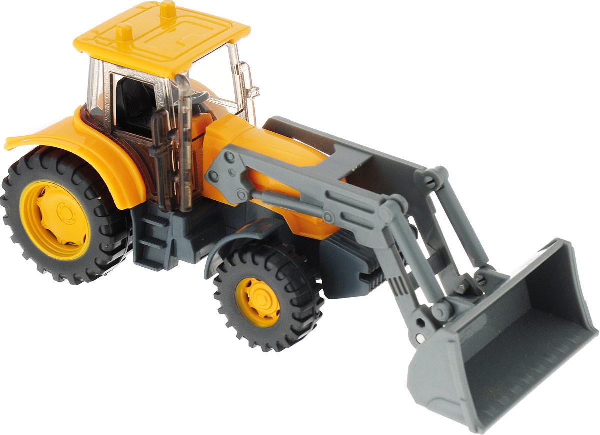 Игровой набор Wincars Экскаватор U1401D-6 экскаватор orion экскаватор м4 249 в ассортименте 38 5 см экскаватор м4 249