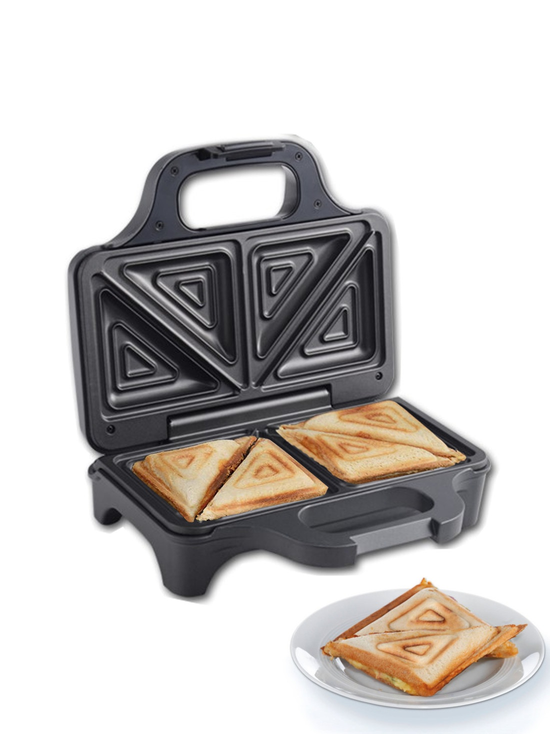 Сэндвичница-тостер First, 900 Вт