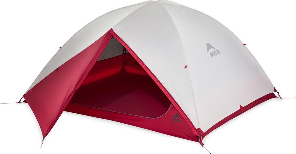 Палатка MSR Zoic, 3-местная, серый