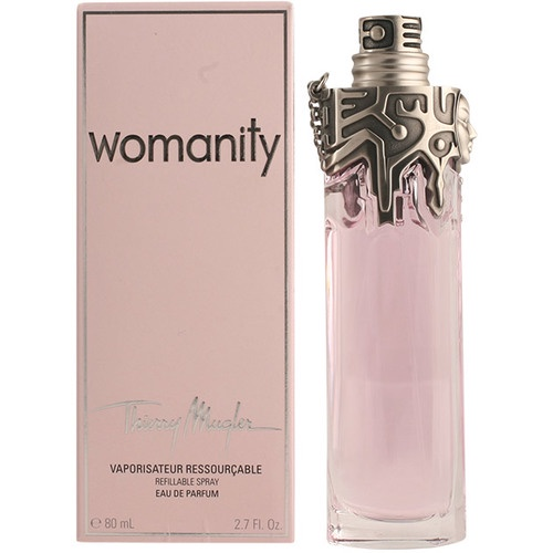 Mugler Womanity refillable 80 мл