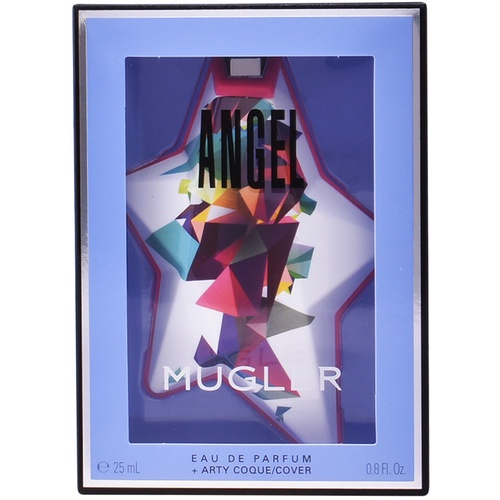 Mugler Angel Arty Collector refillable 25 мл