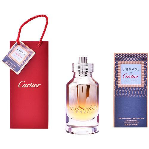 Cartier L'ENVOL METAMORPHOSE limited edition 80 мл парфюмерная вода для мужчин cartier l envol