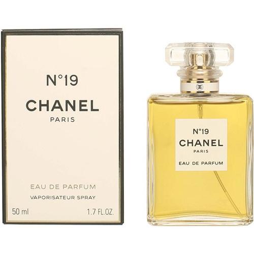 Chanel Nº 19 50 мл chanel chanel coco noir вода парфюмерная жен 100 ml
