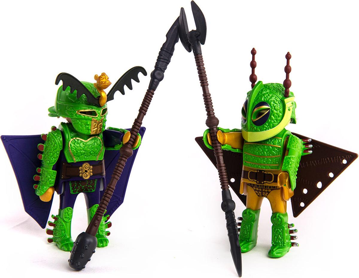 Конструктор пластиковый Playmobil Драконы III Забияка и Задирака в летном костюме, 70042pm набор для экспериментов забияка секреты гончара 1127252