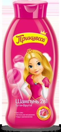 Шампунь для волос ПРИНЦЕССА 1512-34368 шампунь принцесса