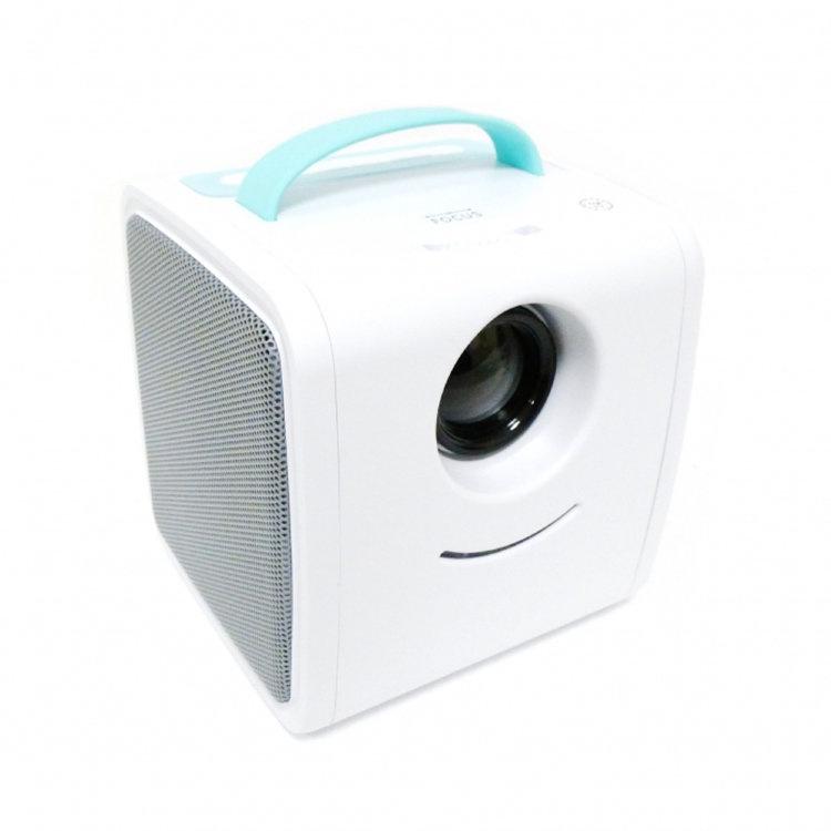 Мультимедийный проектор Kids Story Q20, белый