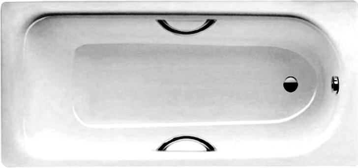 Ванна Kaldewei Стальная 333, белый ножки kaldewei для ванн retroform star centro duo oval mod 128 classic mod 108 581670000000