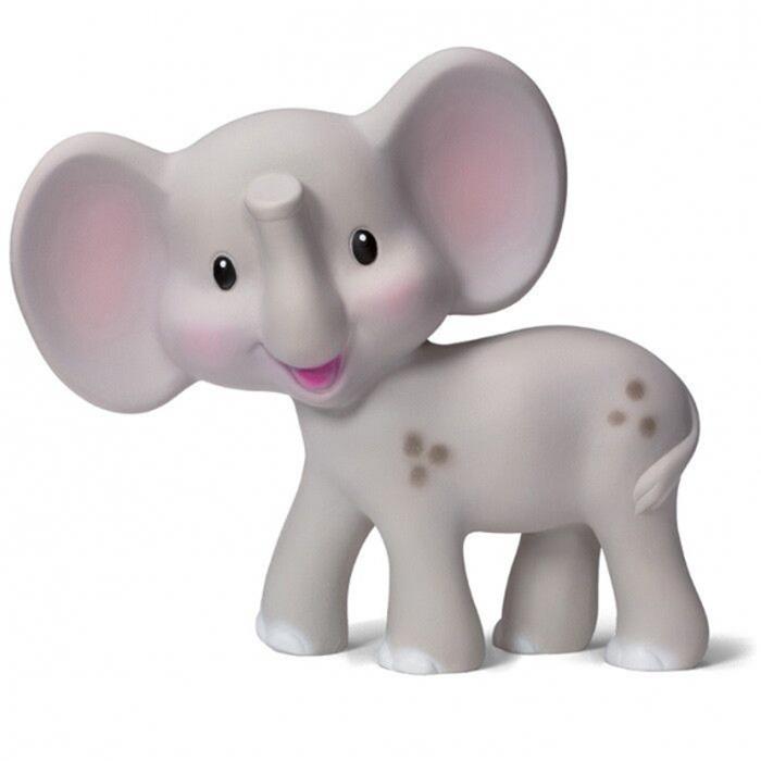 Развивающая игрушка Infantino Прорезыватель светло-серый прорезыватель infantino розовый слоненок 206 825