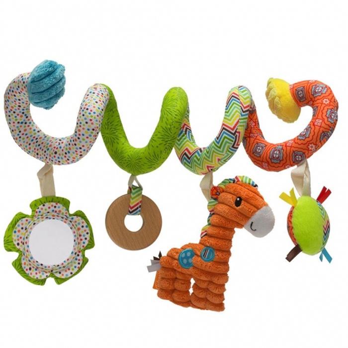 Игрушка-подвеска infantino развивающая подвеска разноцветный развивающая игрушка infantino единорог