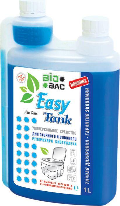 Средство для септиков и биотуалетов BioBac Easy Tank, 1 л