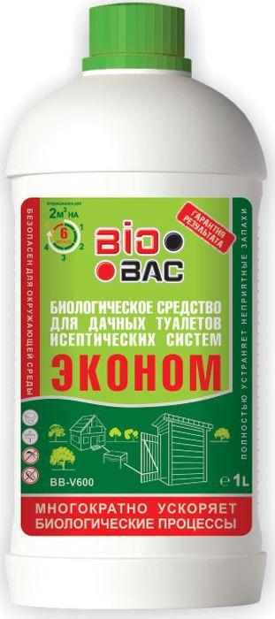 Средство для септиков и биотуалетов BioBac биологическое, 1 кг