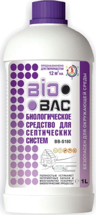 Средство для септиков BioBac биологическое, 1 л