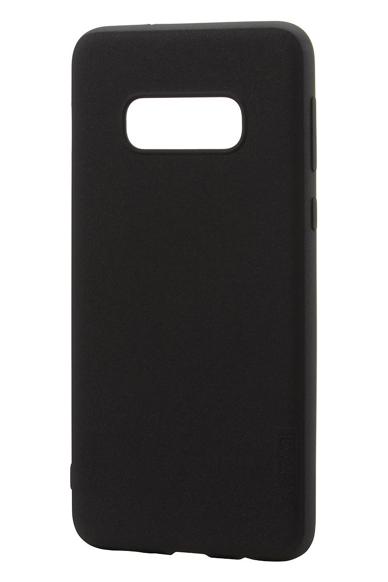 Фото - Чехол для сотового телефона X-level Guardian Series для Samsung S10e, черный чехол для сотового телефона x level guardian series для samsung s10e черный